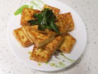 蔥燒蛋豆腐