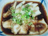 蔥香清蒸鯛魚片,蔥香四溢~