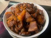 零廚藝滷味全部食材倒進去蓋鍋就完成