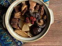 老菜脯蘿蔔羊肉燉湯