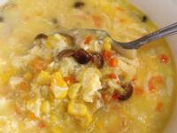 菇菇玉米濃湯 副食品 可 老少咸宜