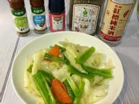 鵝油香蔥高麗菜