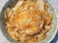 🍗洋蔥雞腿排丼飯