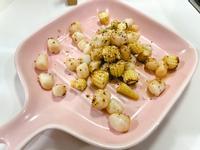 蒜香時蔬烤干貝