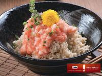 日式明太子山藥拌飯
