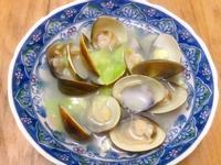 蒜香蛤蜊絲瓜