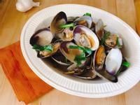 粵菜豆豉炒蛤蠣