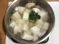 簡易電鍋料理羊肉蘿蔔湯
