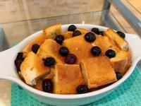 藍莓麵包布丁/吐司布丁