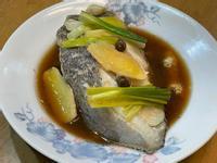 破布子蒸鱈魚(樹子蒸鱈魚)