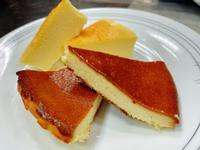 巴斯克乳酪蛋糕(檸檬🍋