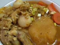 韓式扇貝大醬湯