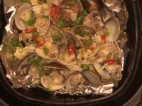 蛤蠣粉絲😀飛利浦氣炸鍋
