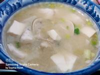 味噌鱸魚蛤蜊湯