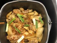 氣炸鍋(韓式泡菜炒豬肉