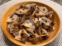 <今天在家吃>日式小菜 蓮藕黑木耳