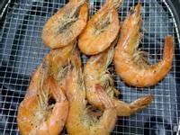 飛利浦氣炸鍋胡椒蝦