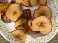 飛利浦氣炸鍋蘋果乾
