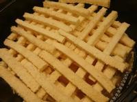 飛利浦氣炸鍋吐司邊酥餅