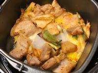 泡菜豬肉加蛋 氣炸鍋