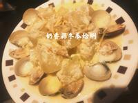 奶香蒜冬瓜蛤蜊