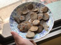 寶寶手指食物-藜麥芝麻芋頭(或香蕉)煎餅