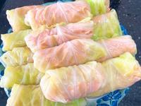 電鍋料理-高麗菜捲🥬(蛋奶素)