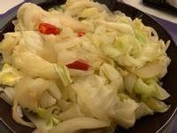 奶油洋蔥高麗菜