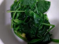 苦茶油菠菜