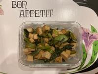 醃菜炒豆乾