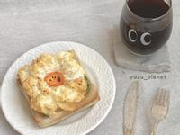 早安史努比☁️雲朵蛋吐司(氣炸鍋)