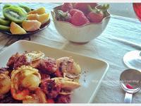 【北海道直送水產】西班牙下酒小菜- Chorizo香煎扇貝