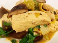 白菜滷豆腐「低糖料理」比肉還香