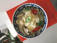 雞湯燉白菜