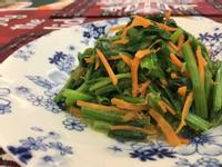 干貝醬炒菠菜