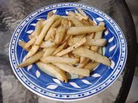 【緊張的】氣炸薯條(烘烤少油、工法繁瑣)