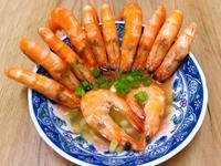 鳳梨風味啤酒蝦