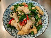 塔香椒鹽魚柳
