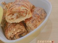 爆汁豆包肉捲 氣炸鍋料理|低碳低醣高蛋白
