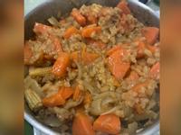 海鮮咖哩燉飯(電鍋