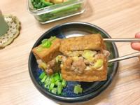 🏮味噌豬肉油豆腐(下酒菜&耐蒸便當菜)