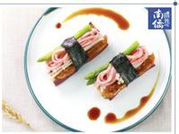 【南僑讚岐】醬燒天貝紫菜紅藜卷麵