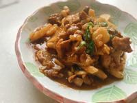蜜汁馬鈴薯炒肉片