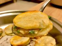 🦐馬鈴薯蝦肉餅 2人份(8塊)