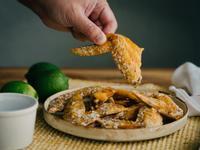 奶油檸檬黑胡椒雞翅-薩布雷薩索雞
