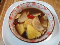 日式鳳梨蘿蔔味噌湯