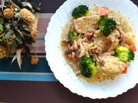 【家常菜】法式奶油燉雞