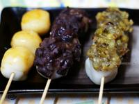 萬家香大吟釀薄鹽醬油~日式醬油丸子麻糬.丸子三兄弟
