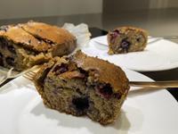 超好吃Earl grey伯爵茶藍莓磅蛋糕