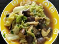 蠔油(素)西生菜
